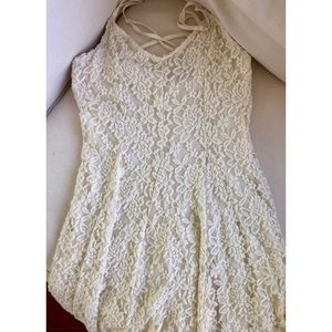 GUC lace dress from American Eagle